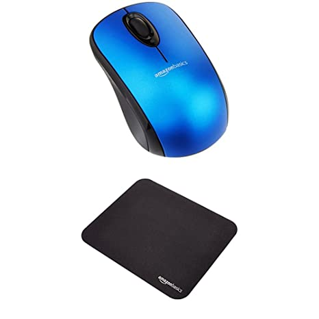 95d575a1b42 Image Unavailable. Image not available for. Color: AmazonBasics Wireless  Mouse with Nano Receiver ...