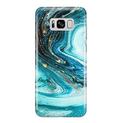 Amazon.com: uCOLOR - Carcasa para Samsung Galaxy S8 ...
