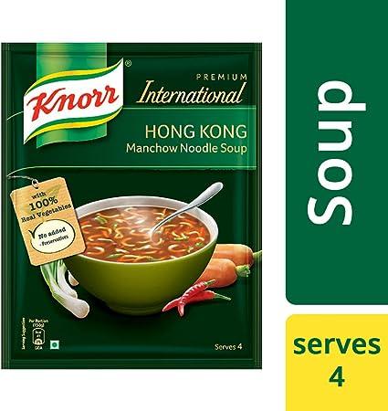 Knorr International Manchow Noodles Soup, 46g