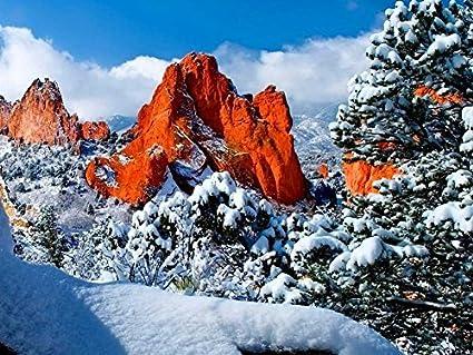 Amazon Com Arts Language Garden Of The Gods Colorado Usa