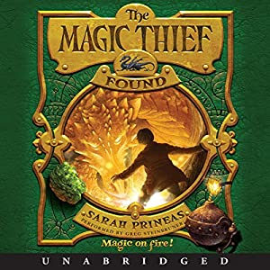 The Magic Thief: Found Audiobook