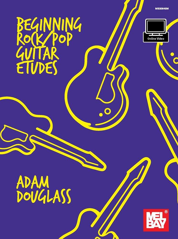 Beginning Rock/Pop Guitar Etudes PDF