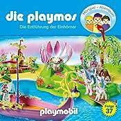 Die Entführung der Einhörner(Die Playmos 37) | David Bredel, Florian Fickel