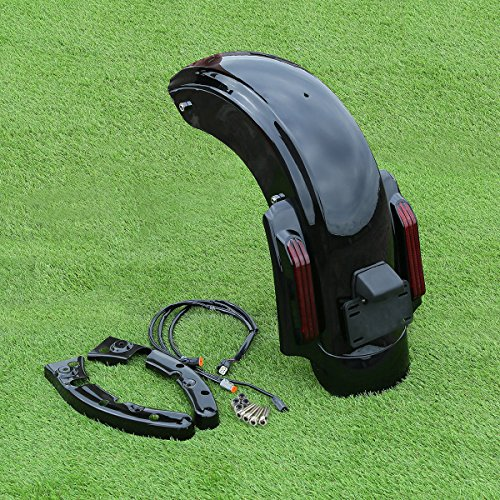 ear Fender System For Harley Touring Electra Street Glide 2014 2015 2016 2017 2018 2019 ()