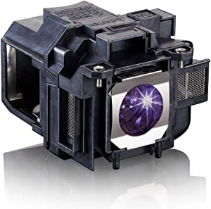 YOSUN V13h010L78 Projector Lamp for Epson ELPLP78 Powerlite Home Cinema 2030 2000 730hd 725hd 600 vs230 vs330 vs335w ex3220 ex6220 ex7220 ex7230 ex7235 Projector Replacement Bulb
