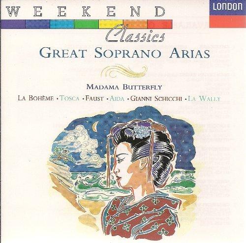 Great Soprano Arias [Weekend Classics]