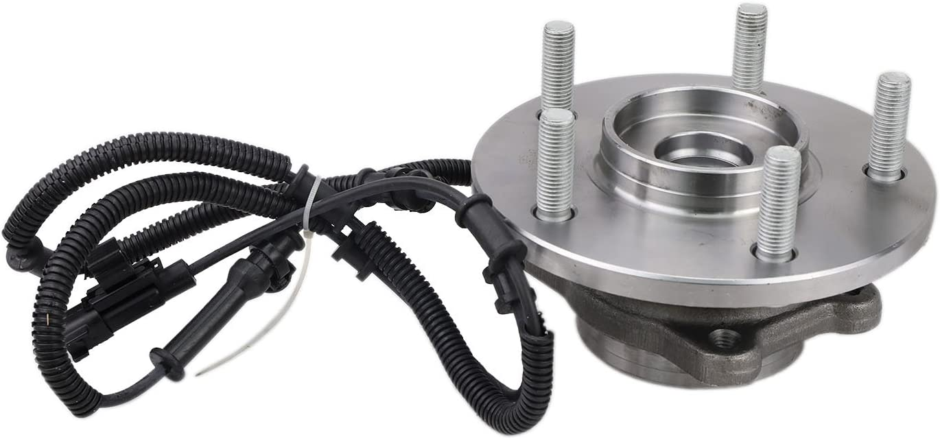 Rear Wheel Bearing and Hub Assembly for 12-16 Town and Country 2WD// 12-19 Dodge Grand Caravan// 12-15 Ram CV// 12-13 VW Routan Bodeman