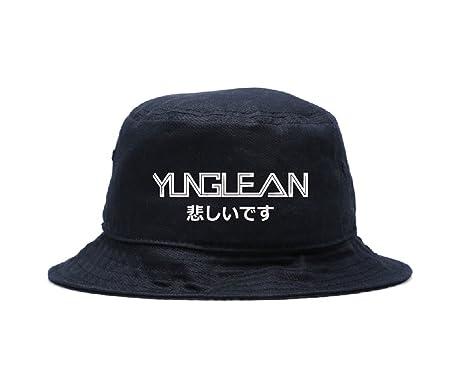 224f3b8604a ... top quality yung lean sad boys bucket hat 1c91d f6019