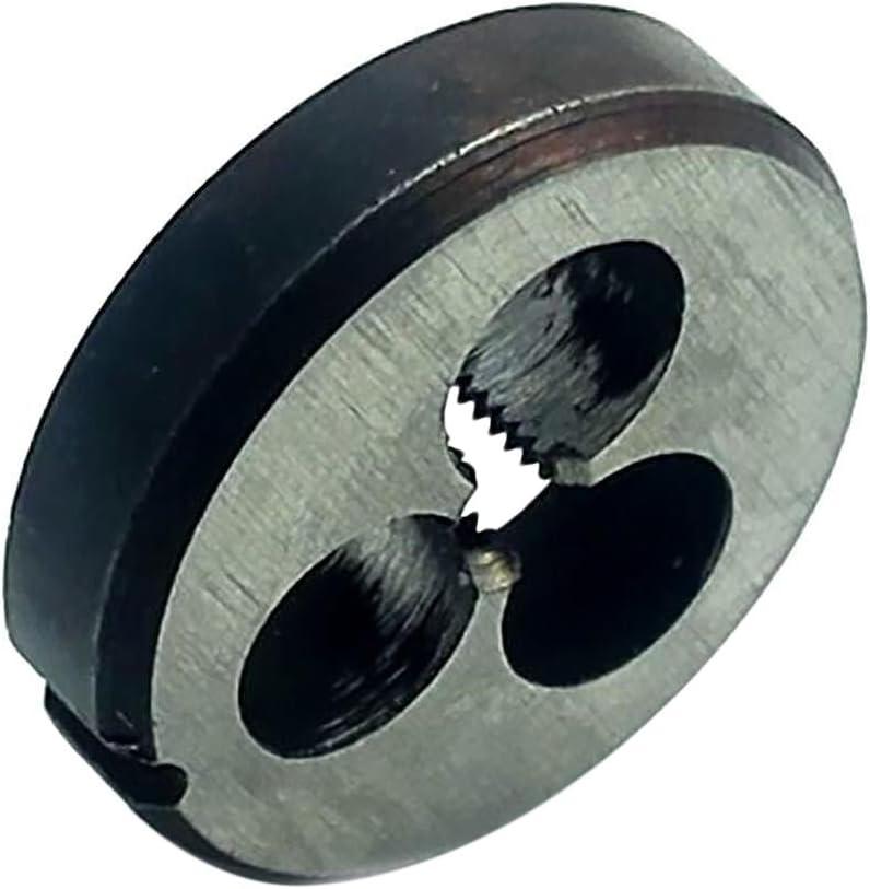 1pcs Metric Right Hand Die M2.5x0.45 mm Dies Threading Tools 2.5mm 0.45mm pitch