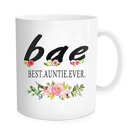 Coffee Cup Great Birthday Gifts Idea For Aunt Bae Best