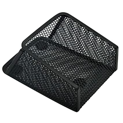 lzttyee magnético Metal Mesh lápiz soporte de almacenamiento cesta ...