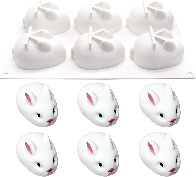 Marshmallow Bunny Easter Bath Bomb Mold Marshmallow Bunny Easter Bath Bomb Hand Press 3 Piece Bath Bomb Molds