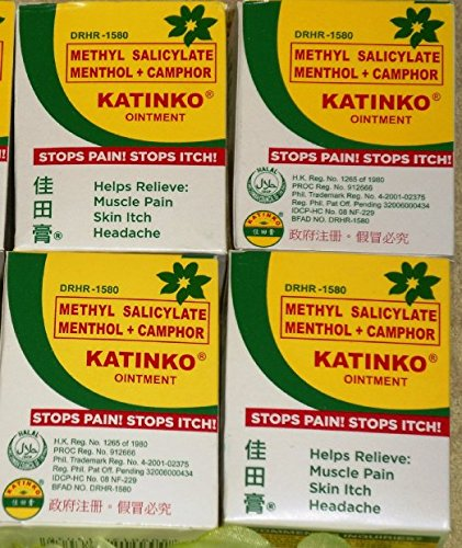 Katinko Ointment Muscle Pain, Rheumatism Relief Expert