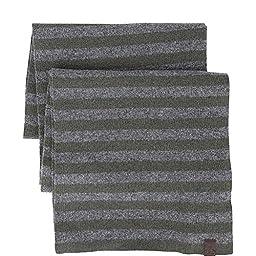 Original Penguin Bailey Knit Scarf (Rifle Green)