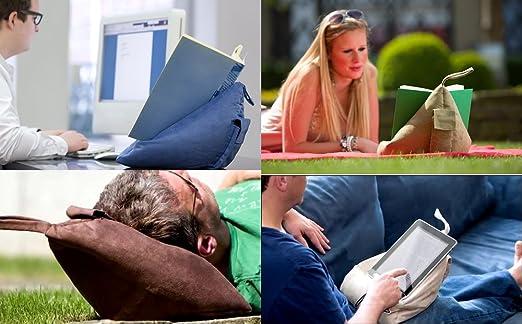 Book Seat - Sujetalibros, libros, tablet PC Soporte ...
