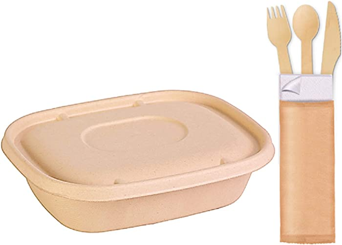 Top 9 Plastic Food Container With Cutlery