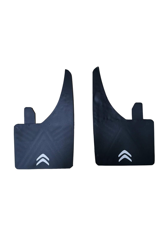 C6 color negro Par de guardabarros universales para C1 Aircross C5 C4 C3