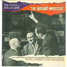 Jim Coyle & Mal Sharpe - The Absurd Imposters - WB - 1494 - USA - Still In Shrinkwrap NM/VG++ LP
