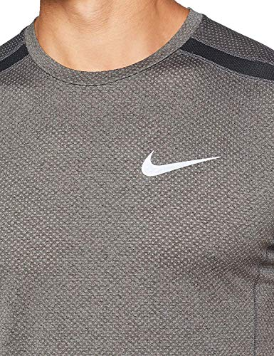 Camiseta Ss 365 heather Brthe Hombre M Rise Nike Anthracite 6wvqx