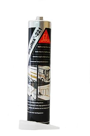 Sikaflex 221 300ml Kartusche schwarz PU Dichtstoff Klebstoff