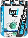 BPI Sports Best BCAA Peptide Linked Powder Blue Raspberry, 300 gm