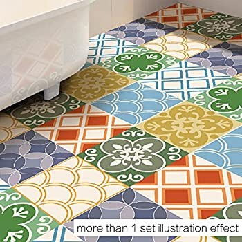 tile bathroom images casefan 3d floor wall sticker for bathroom 14671