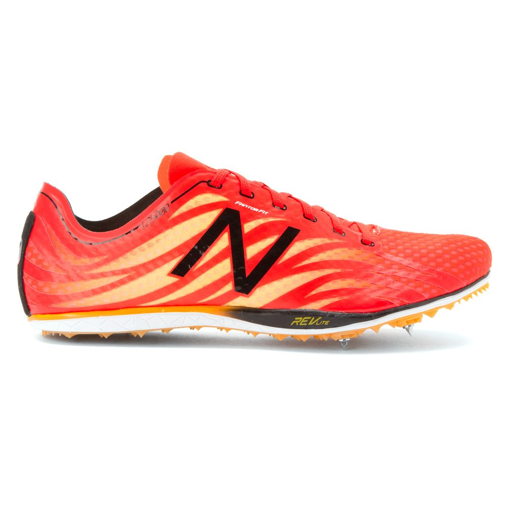 official photos 77fd0 f3405 New Balance Mens XC5000v2 Spike Shoes, 4.5 D(M) US, Flame/Hi ...