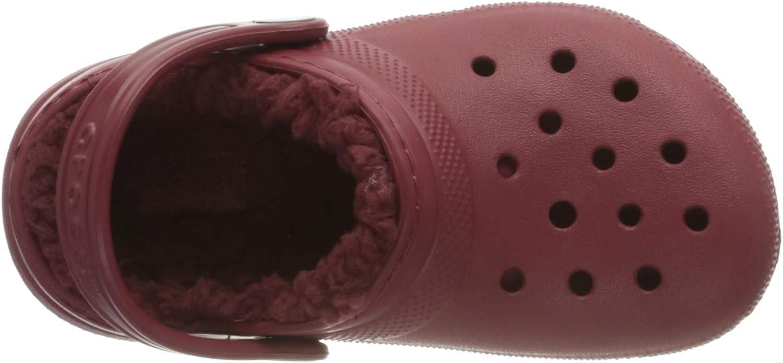 Zuecos Unisex ni/ños Crocs Classic Lined Clog Kids