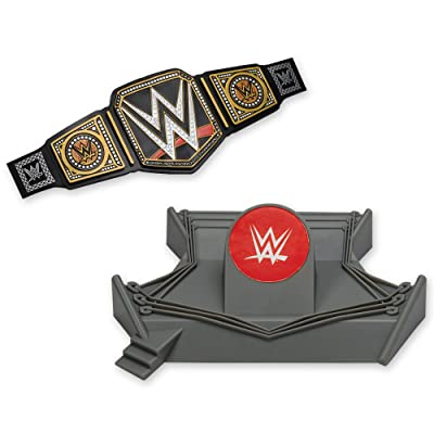 DECOPAC WWE Championship Ring DecoSet Cake Topper: Toys & Games