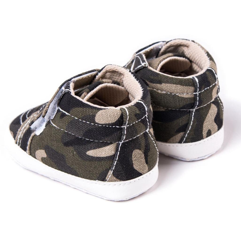 Voberry/® Chaussures Souple pour B/éb/é Gar/çon