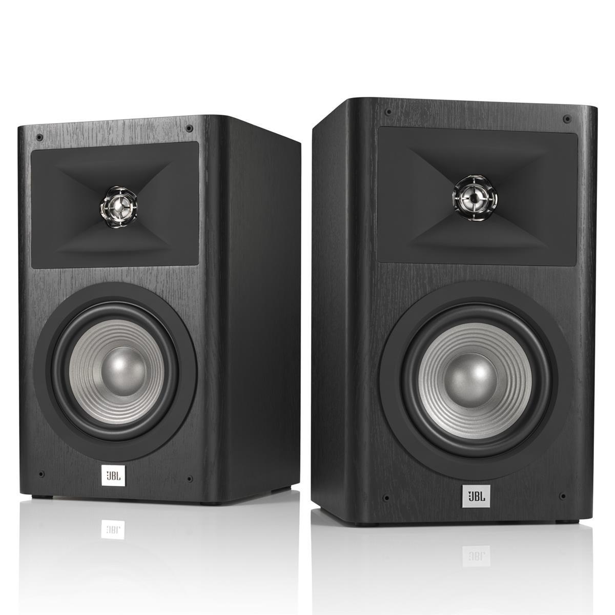 JBL Studio 230 6.5-Inch 2-Way Bookshelf Loudspeaker (2)