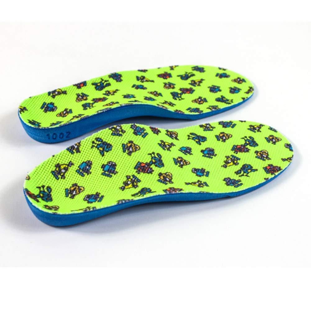 Amazon.com: Plantillas ortopédicas infantiles para pies ...