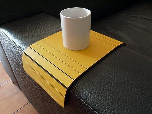 Holz sofa armlehnentisch in vielen farben wie gelb ...