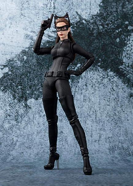 Figures Cat Woman The Dark Knight BAN23926 Tamashii Nations Bandai S.H