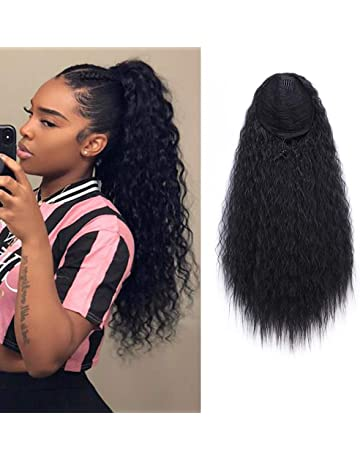 Amazon Com Hairpieces Extensions Wigs Accessories