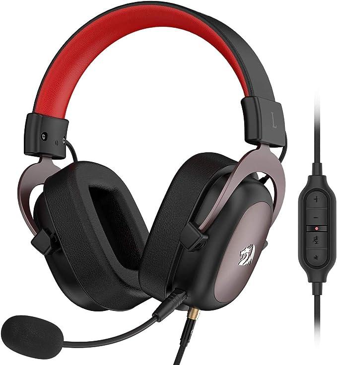 Armaggeddon Fuze 5 7.1 Surround Sound Gaming Headset W Blue