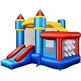 Amazon.com: JOYMOR Bounce House Bouncy inflable Moonwalk ...