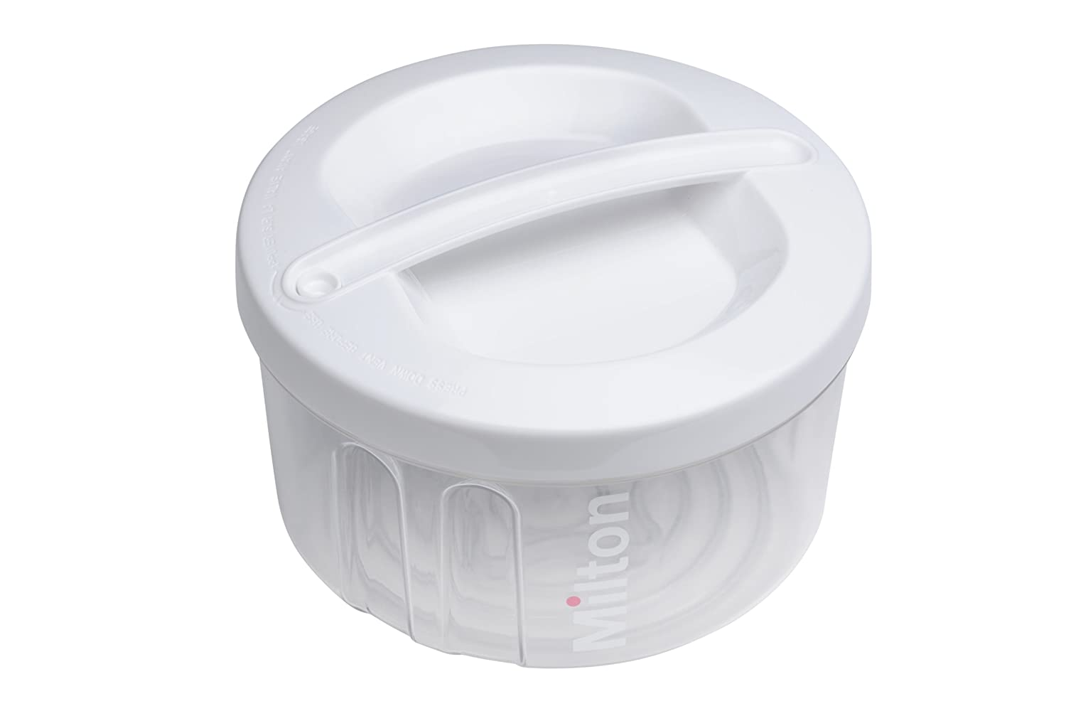 Milton Combi Microwave and Cold Water Steriliser (White) BabyCentre 8371239