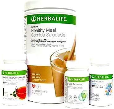 Amazon.com: Herbalife Quickstart programa ~ holandesa de ...