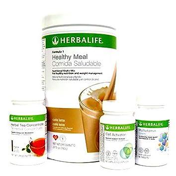 Amazon Herbalife Quickstart Program Dutch Chocolate Health