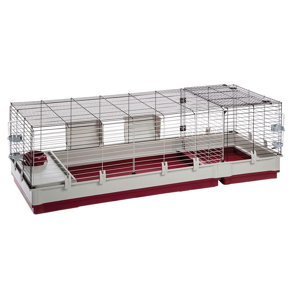 Ferplast 57072670 Krolik 160 - Jaula para roedores: Amazon.es: Productos para mascotas