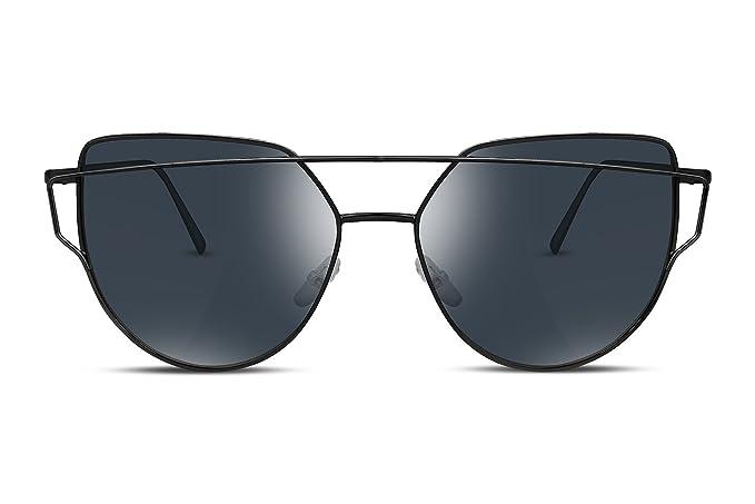 Amazon.com: FEISEDY UV400 B2206 Anteojos de sol con marco ...