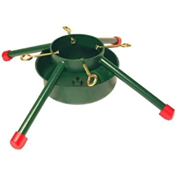 Amazon.com: Heavy Duty Welded Christmas Tree Stand - For Real Live ...