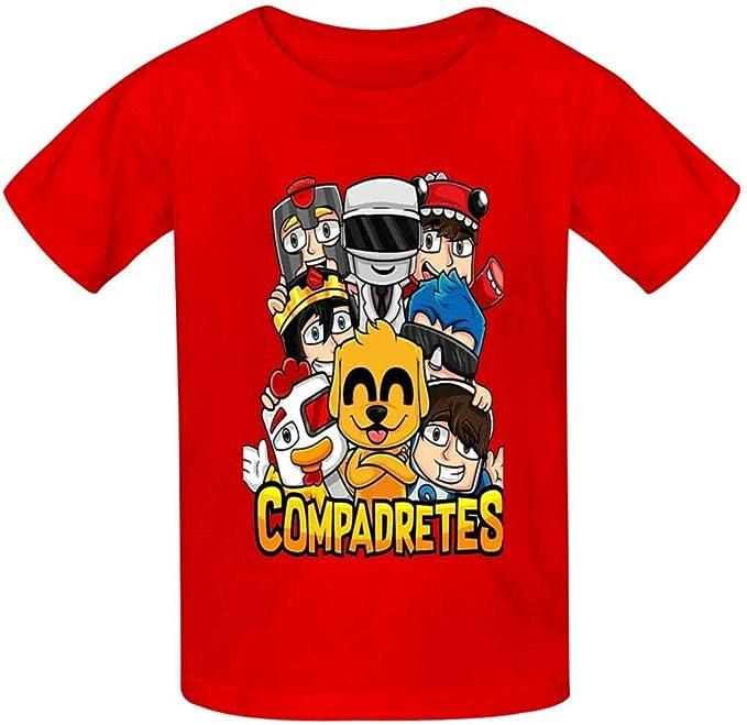 Oiguio Mikecrack-Compadretes - Camisetas de algodón para niños y ...