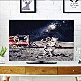 Leighhome Television Protector ceman on Future Solar Discovery in Deep Technology View Blue Grey Television Protector W32 x H51 INCH/TV 55''