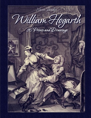 Download William Hogarth: 80 Prints and Drawings PDF