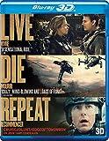 Live Die Repeat: Edge of Tomorrow [Blu-ray 3D + Blu-ray]