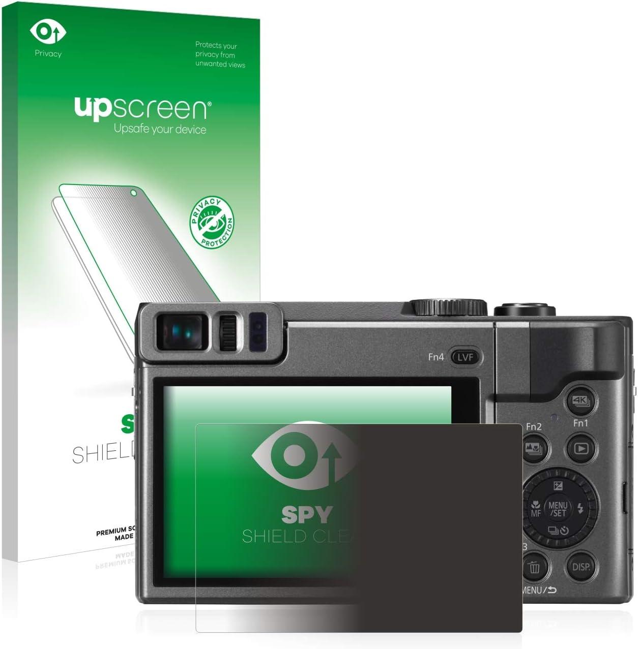 Privacy Screen Anti-Spy upscreen Protection d/écran de Confidentialit/é pour Panasonic Lumix DC-TZ90 Film Protecteur Anti-Espion