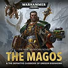 The Magos: Warhammer 40,000 Audiobook by Dan Abnett Narrated by Toby Longworth