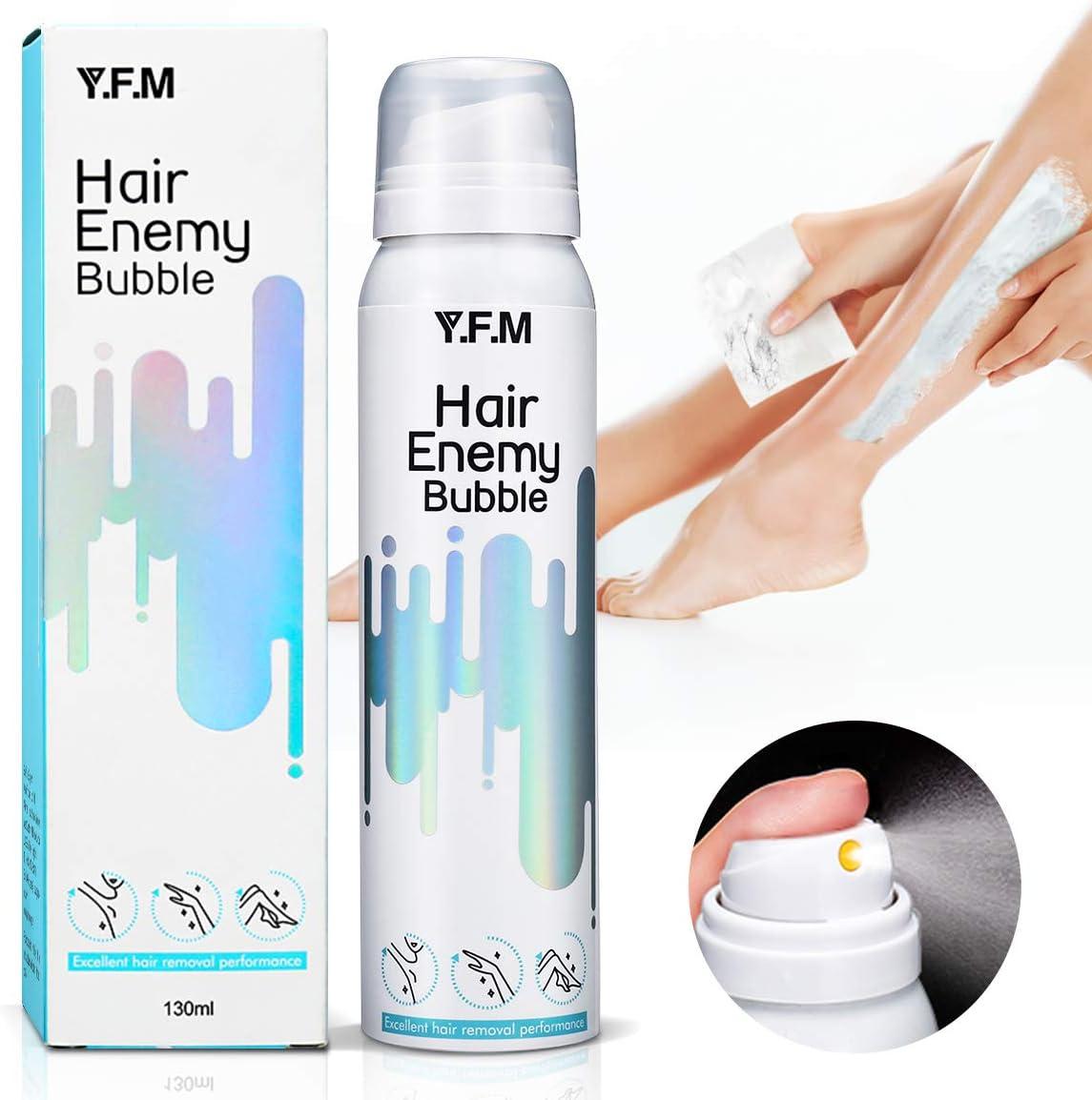 Y.F.M Spray Depilatoria, Espuma Depilatoria Hidratante, Crema ...